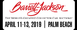 Join us at the Barrett Jackson Auction in Palm Beach